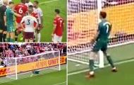 """Thủ môn Aston Villa chế nhạo M.U, Jack Grealish: """"Làm tốt lắm anh bạn"""""""