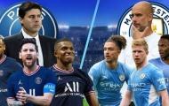 Man City là bài test cho tham vọng của PSG
