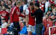 Arsenal có thể chơi với hai số 8 trong thời gian tới, sau khi nhận tin sét đánh