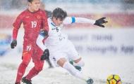 Đối thủ cũ của Quang Hải, Công Phượng ghi bàn vào lưới Real Madrid