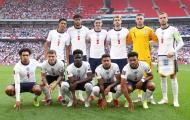 CHÍNH THỨC: ĐT Anh công bố danh sách 23 cầu thủ dự VL World Cup