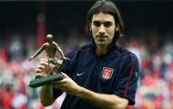 Huyền thoại Pires tiết lộ lý do chia tay Arsenal