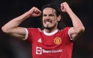 Thêm đại gia muốn đưa Cavani rời Man Utd