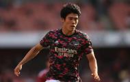 Takehiro Tomiyasu và khởi đầu hứa hẹn cùng Arsenal