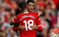 Ronaldo là cầu nối đưa Bruno Fernandes đến Man Utd