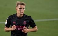 Real Madrid đã có lý do để quên Martin Odegaard