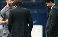 Pochettino xác nhận Ramos chưa thể trở lại
