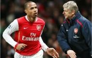 Thierry Henry bất ngờ lên tiếng chỉ trích Arsene Wenger