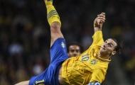 Ibrahimovic tròn 40 tuổi: Zlatanera, có tên trong thực đơn, bị phá tượng