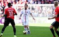 Messi có vẻ đang lạc nhịp ở Paris
