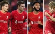 Liverpool có 4 phương án thay thế Alexander-Arnold