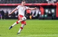 Liverpool theo đuổi Kacper Kozlowski