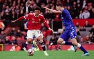 Vấn đề của Jadon Sancho tại Man Utd