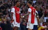Với Gabriel - White, Arsenal đã tìm được bộ khiên cho mình