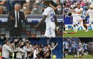 Nguyên nhân cơn khủng hoảng đầu tiên của Real dưới thời Ancelotti