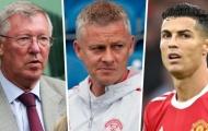 Câu nói của Sir Alex chỉ ra vấn đề nhân sự lớn tại Man Utd