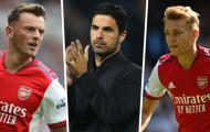 Chi hơn 160 triệu, Arsenal nhận được những gì từ 6 tân binh?