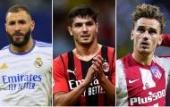 10 điều khoản giải phóng cao nhất thế giới bóng đá hiện nay