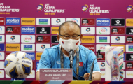 HLV Park Hang-seo gọi tên cầu thủ nguy hiểm nhất của Trung Quốc
