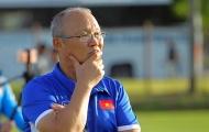CHÍNH THỨC! Thầy Park điều chỉnh danh sách tuyển Việt Nam đấu Trung Quốc