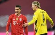 Bayern chờ Haaland để quyết định tương lai của Lewandowski
