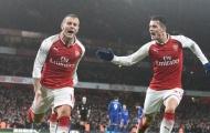 Không phải Wilshere, Arsenal đã tìm ra phương án thay thế hoàn hảo cho Xhaka
