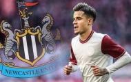 Người đại diện của Coutinho liên hệ với Newcastle