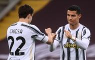 Ronaldo vào vai siêu cò, giúp M.U thuyết phục Chiesa