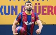 Sergio Aguero ra mắt trong trận El Clasico?