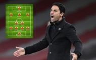 Mua Calvert-Lewin, Arsenal sẽ bố trí đội hình thế nào?