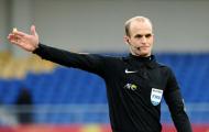 Xác định trọng tài điều khiển trận đấu Oman vs Việt Nam