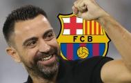 Xavi trả lời câu hỏi về đề nghị làm HLV Barca
