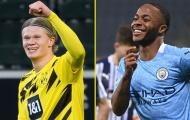 Bán Sterling cho Barca, Man City rủng rỉnh tài chính chiêu mộ Haaland