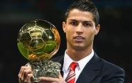Đội hình vĩ đại nhất Premier League dựa trên thành tích Quả bóng vàng