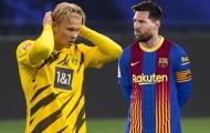 Phó chủ tịch Barca lên tiếng về phi vụ Haaland và chuyện không gia hạn với Messi