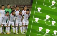 Đội hình ĐT Việt Nam đấu Oman: Thành Chung trở lại, đôi cánh HAGL?