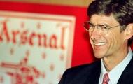 Nhìn lại đội hình đầu tiên của Wenger ở Arsenal