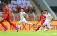 Sụp đổ trong hiệp 2, ĐT Việt Nam bại trận trước Oman