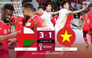 Truyền thông Thái Lan: ĐT Việt Nam vẫn tay trắng sau 4 vòng đấu