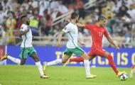 Tuyển Trung Quốc thua trận thứ 3 ở vòng loại World Cup