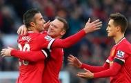 6 trận đấu sân nhà kinh điển của Leicester trước Man United