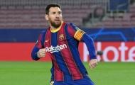 Messi ra đi để lại sự thật phũ phàng với Barcelona