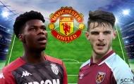Nếu có Tchouameni và Rice, đội hình Man Utd sẽ mạnh cỡ nào?