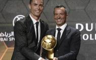 Jorge Mendes chỉ ra 5 lý do Ronaldo nên đoạt Quả bóng Vàng 2021