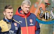 Wilshere phân tích lý do Wenger không thích hợp dẫn dắt Newcastle