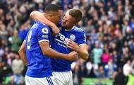 TRỰC TIẾP Leicester 4-2 Man Utd (KT): Chấm hết!