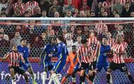 'Chelsea có chiến thắng may mắn'