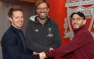 Liverpool nguy cơ mất trắng linh hồn trên TTCN cho Real