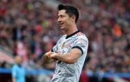 Lewandowski lập kỷ lục sau màn hủy diệt Bayer Leverkusen