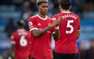 Rashford gửi thông điệp đến NHM Man Utd sau trận Leicester